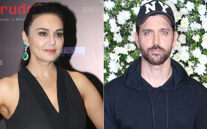Scoop: Preity Zinta Signs Hrithik Roshan For Her Debut Web Series As A Producer