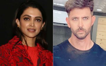 Hrithik Roshan And Deepika Padukone Finally In A Film Together; The Duo Will Be Seen In Siddharth Anand's Action Thriller-EXCLUSIVE