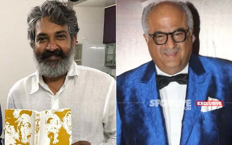 SS Rajamouli Vs Boney Kapoor, Their Rivalry Goes Back To Sridevi Rejecting Baahubali? - EXCLUSIVE