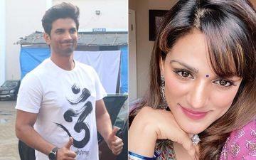 Late Sushant Singh Rajput's Sister Shweta Singh Kirti Makes An Emotional Post In His Remembrance; Pens 'Please Come Back'