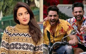 Bigg Boss 14's Jasmin Bhasin On Aly Goni Being Blamed For Spoiling Rahul Vaidya's Game After Her's: 'He Has Not Spoiled Anyone's Game'