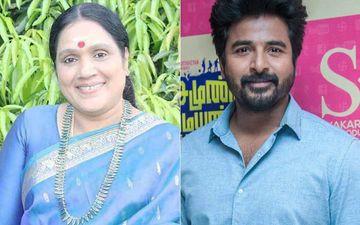 Kalaimamani Award: Tamil Nadu Government Felicitates Sivakarthikeyan, Aishwarya Rajesh Shanthi Williams, And Others