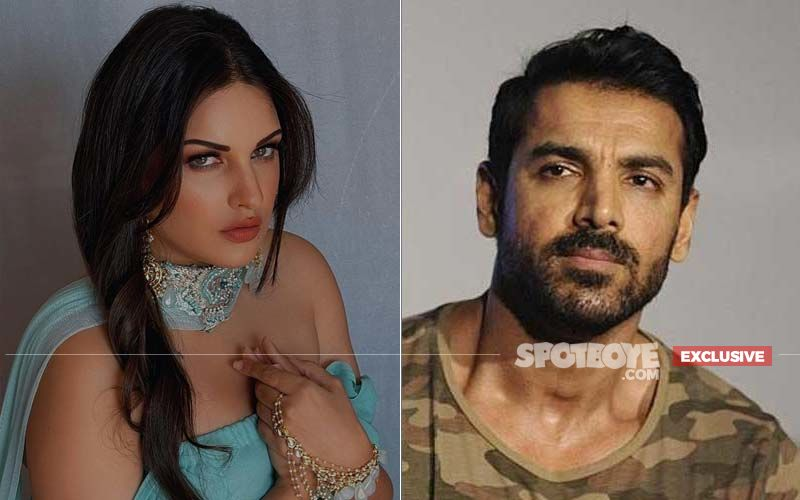 Himanshi Khurana: 'I Was Offered John Abraham's Parmanu But I Lost It Thinking The Offer Is Unreal'- EXCLUSIVE VIDEO