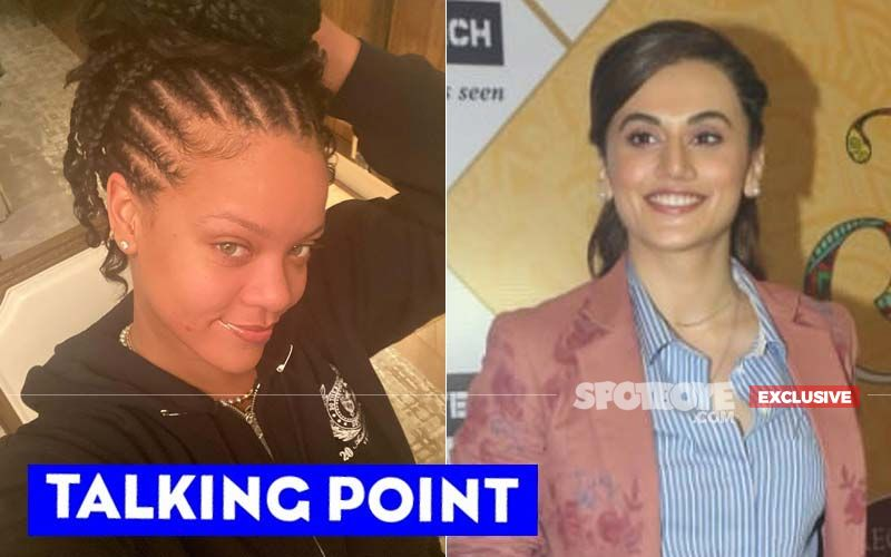 Talking Point: Should Rihanna Have Spoken On India's Internal Matter? Taapsee Pannu, Khushboo And Others React - EXCLUSIVE