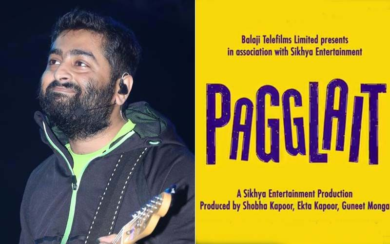 Arijit Singh On Turning Composer For Pagglait: 'Film's Endearing Story Of Self-Belief And Triumph Is Much Like My Musical Journey'