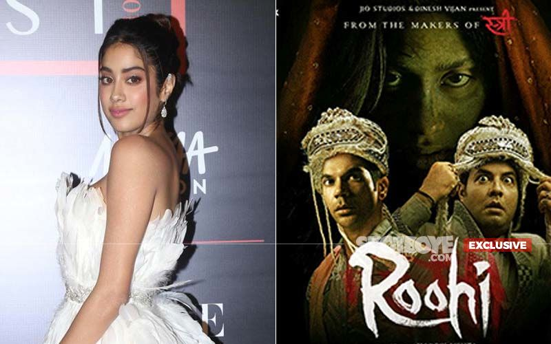 Janhvi  Kapoor On Playing A Witch In ROOHI: 'I Watched Exorcism Of Emily Rose Repeatedly' - EXCLUSIVE