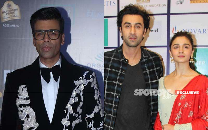 REVEALED: Did Karan Johar Really Arrange For Alia Bhatt's Star-Adorned Birthday Bash At Ranbir Kapoor's Behest? - EXCLUSIVE