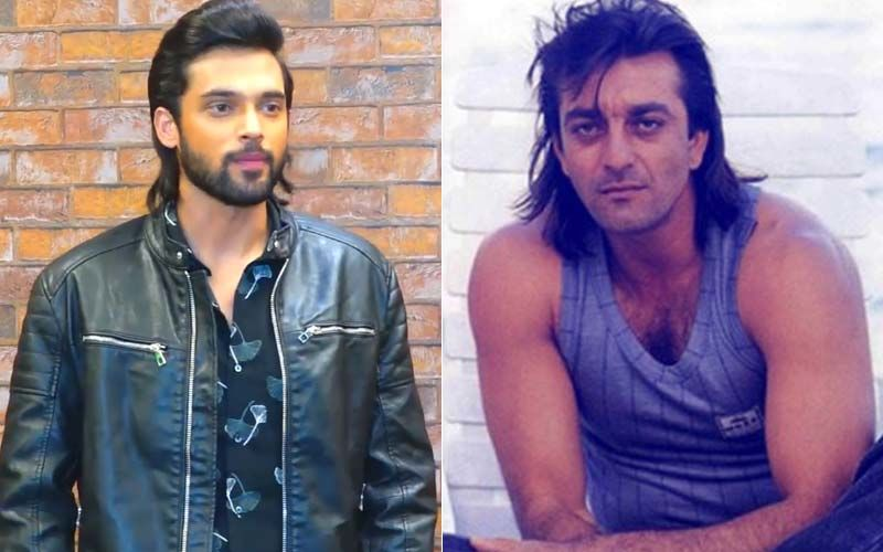 Parth Samthaan Didn't Cut His Hair For 7 Months To Look Like Sanjay Dutt, Here's Why?- Watch Video