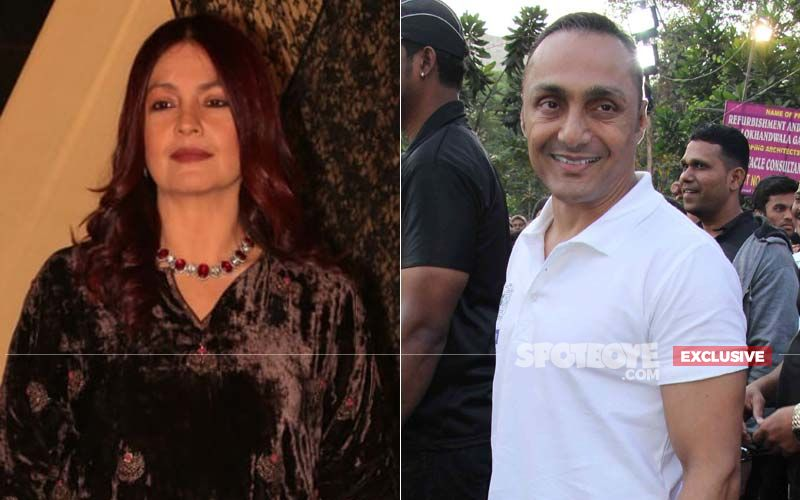 HEADLINE: Pooja Bhatt And Rahul Bose's Romantic Moments In Bombay Begums; Duo Unites After 19 Years- EXCLUSIVE