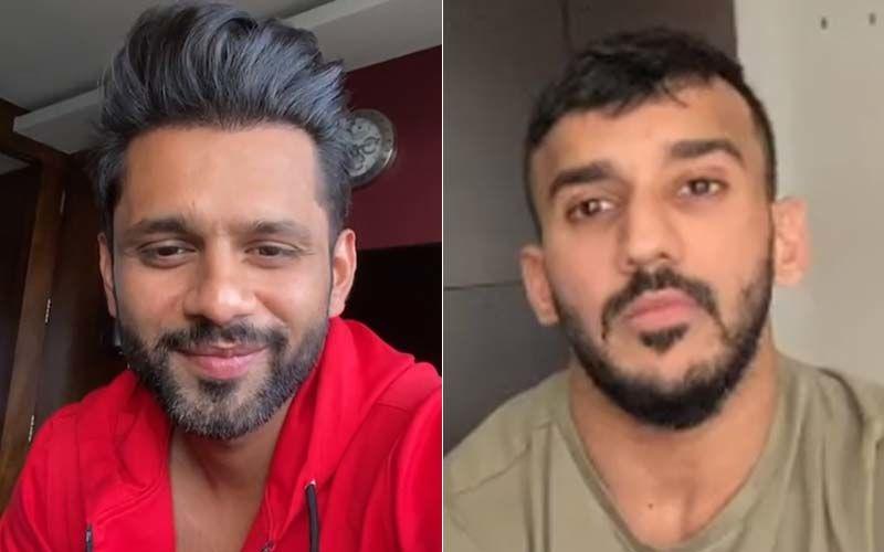 Bigg Boss 14's Rahul Vaidya Takes Panga With Anita Hassanandani's Hubby; The Outcome Of Their Brawl Is Hilarious - WATCH