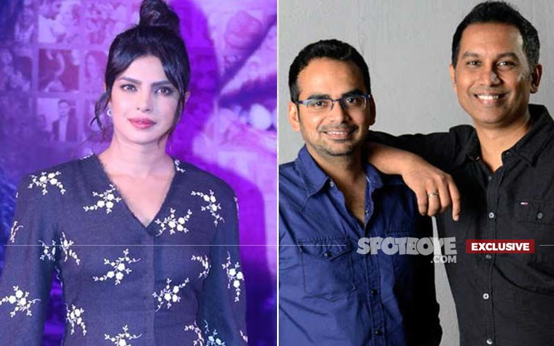 BIG NEWS: Raj And DK Roped  In  For  Russo Brothers And Priyanka  Chopra's International Project Citadel - EXCLUSIVE