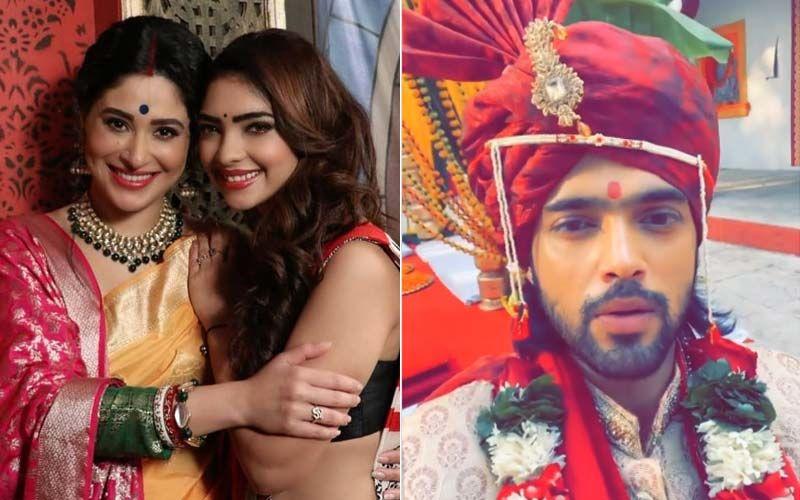 Parth Samthaan Poses Like A Groom In Latest Video; Kasautii Zindagii Kay 2 Co-Stars Pooja Banerjee And Shubhaavi Choksey Have A Complaint