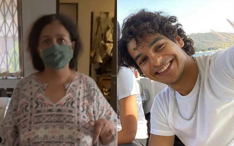 Neliima Azeem Gives Ishaan Khatter An Earful After He Takes Away Her Chocolates, Warns 'I'll Tell Sasha'; Shahid Kapoor- Mira Rajput REACT- WATCH
