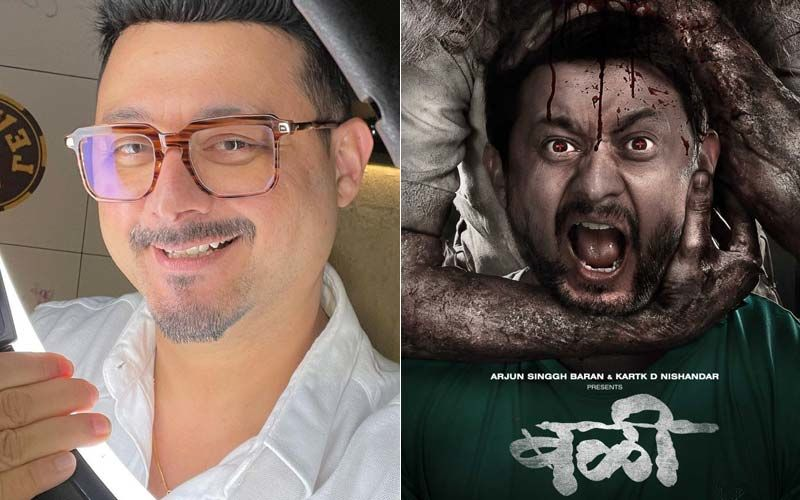 Here Are Some Behind The scenes Moments From The Shoot Of Swwapnil Joshi Starrer Bali