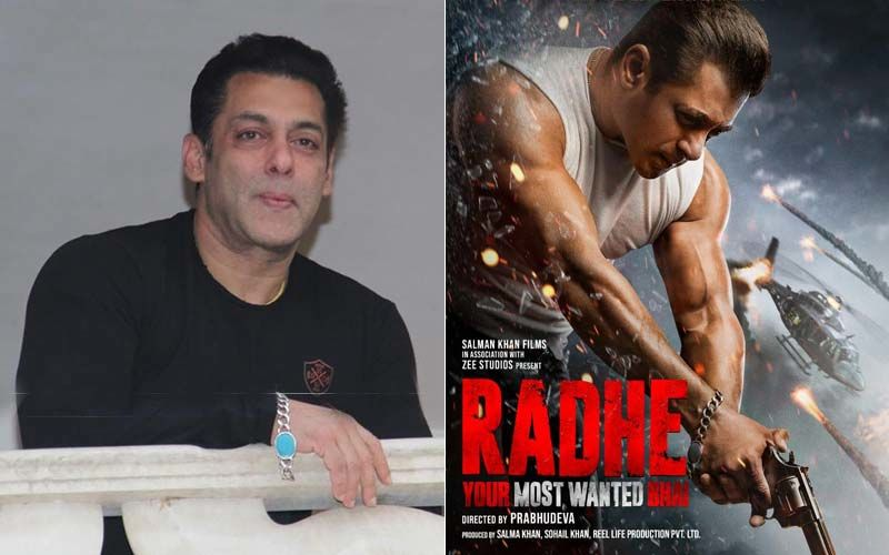 Covid Or No Covid, Salman To Release Radhe On Eid