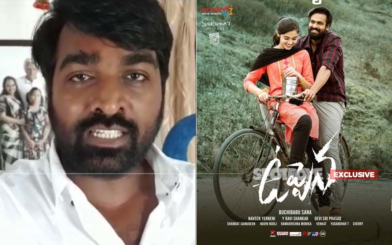 Vijay Sethupathi On What He Did Wrong In Uppena: 'I Couldn't Dub My Own Lines In Telugu'- EXCLUSIVE
