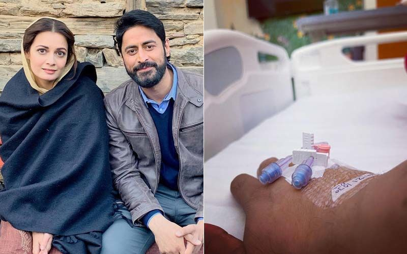Mohit Raina Hospitalised After Testing Positive For COVID-19, His Co-Star Dia Mirza Wishes Him A Speedy Recovery