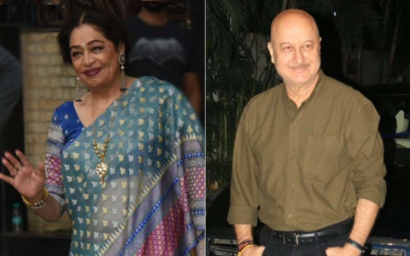 Kirron Kher Health Update: She Is Better But Medicines Have Many Side Effects, Reveals Anupam Kher