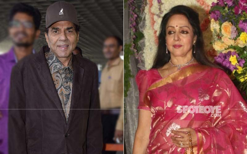 Dharmendra Hasn't Met Hema Malini For More Than A Year Due To Coronavirus; Lady Says 'It's Best For His Safety' - EXCLUSIVE