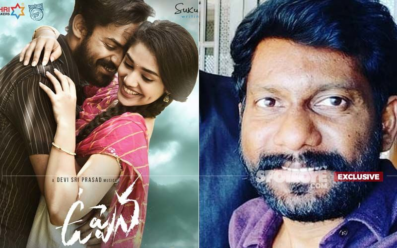 Uppena: Panja Vaisshnav Tej And Krithi Shetty's Romantic Drama Creates Record On Small Screen, Director Buchi Babu Elated With The Response - EXCLUSIVE