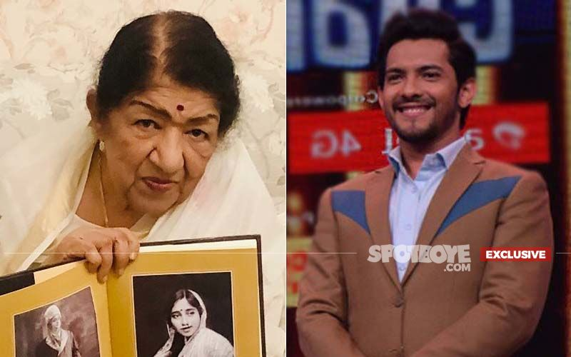 Lata Mangeshkar Sends Best Wishes To Aditya Narayan: 'Now Even The Young Are Getting The Virus' - EXCLUSIVE