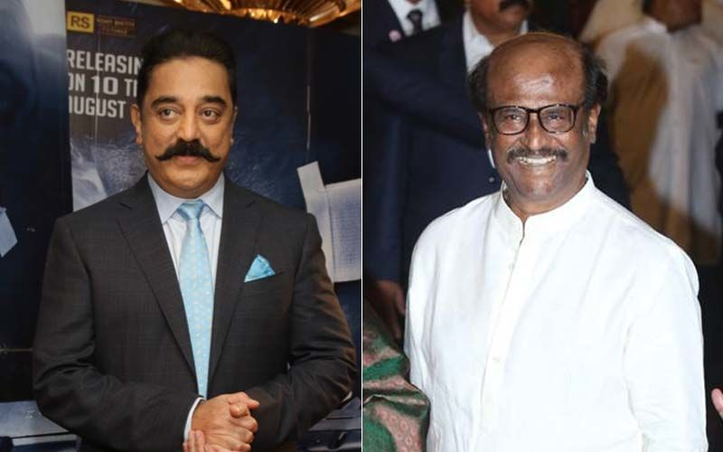 Tamil Nadu Assembly Elections 2021: Rajinikanth, Kamal Haasan, Ajith Kumar And Others Step Out To Cast Their Vote