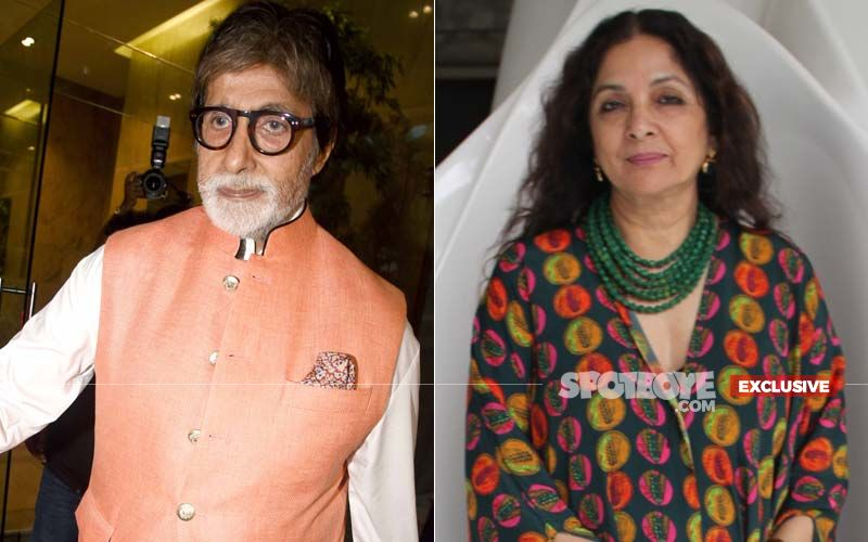 Goodbye: Amitabh Bachchan Recommended Neena Gupta For The Part After Seeing Her Performance In Badhaai Ho - EXCLUSIVE