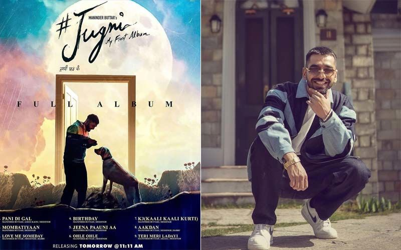 K3: Maninder Buttar Comes Up With A New Song From His First Ever Album 'Jugni'; Shares First Look Poster