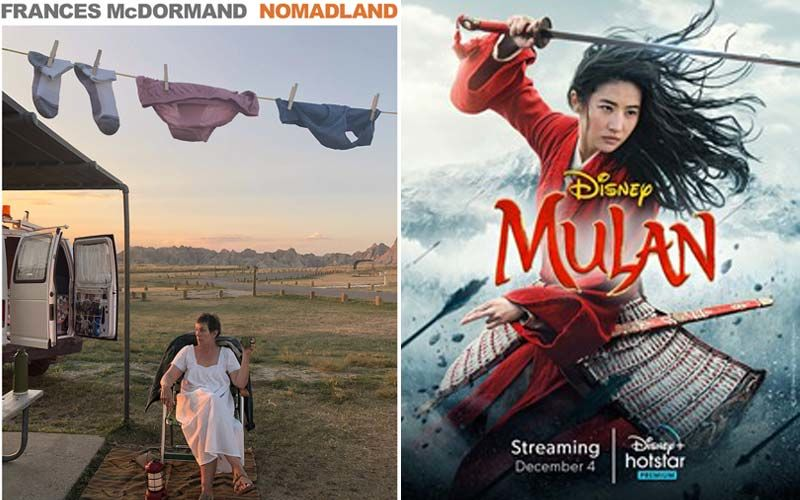 Nomadland To Mulan Here's A List Of 10 Superhit Titles Directed By Inspiring Women That Are A Must Watch On Disney+ Hotstar