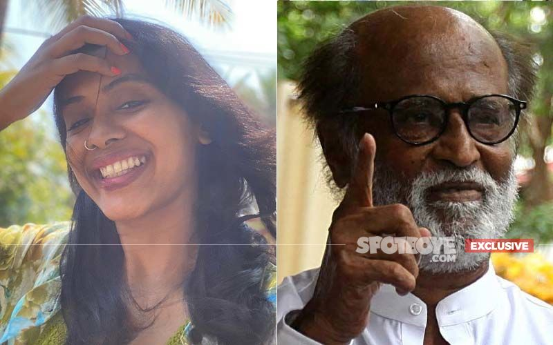 National Award-winning Actress Anjali Patil Recalls Meeting Superstar Rajinikanth For The First Time;' It's Like a Festival -EXCLUSIVE