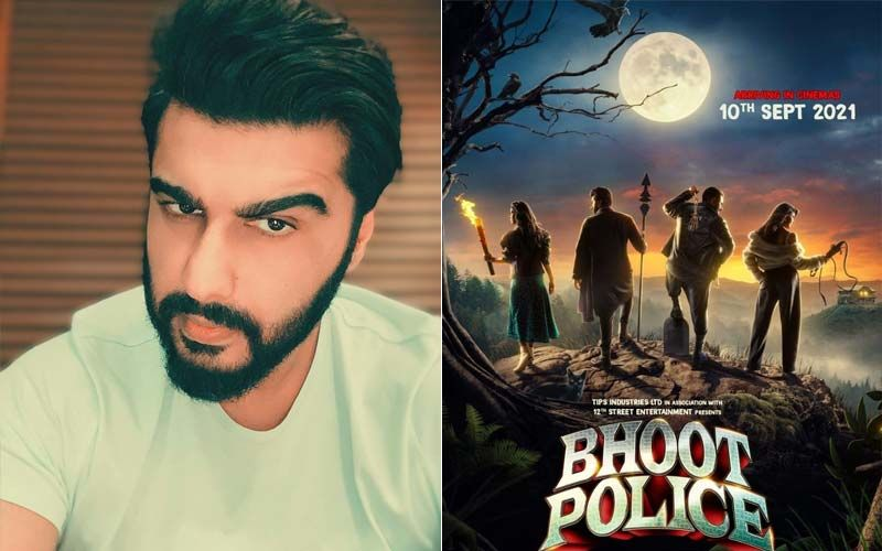 Arjun Kapoor CONFIRMS Bhoot Police To Release In Theaters- EXCLUSIVE