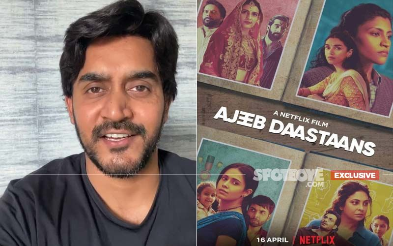 Shashank Khaitan On Ajeeb Daastaans; ' This Time For The First Time I Felt The Pressure Of Working With Three Directors - EXCLUSIVE