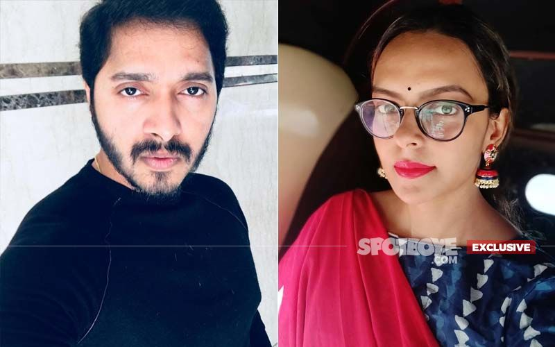 When Shreyas Talpade Brought A Whole Suitcase Of His Wife's Sarees For His Teen Do Paanch Co-Star Bidita Bag To Choose From-EXCLUSIVE