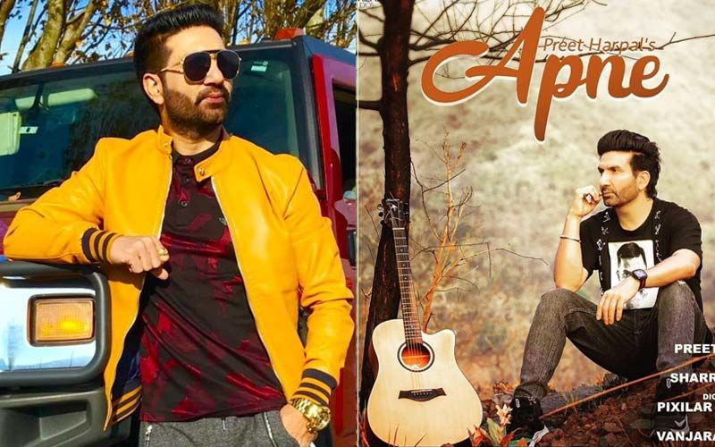 Apne: Preet Harpal Is All Set To Rock Your Punjabi Playlist With His Upcoming Song