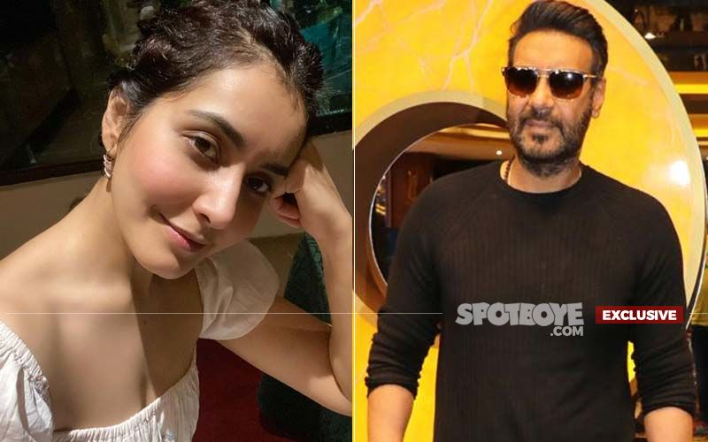Raashii Khanna To Join Ajay Devgn In Rudra-The Sting of Darkness- EXCLUSIVE