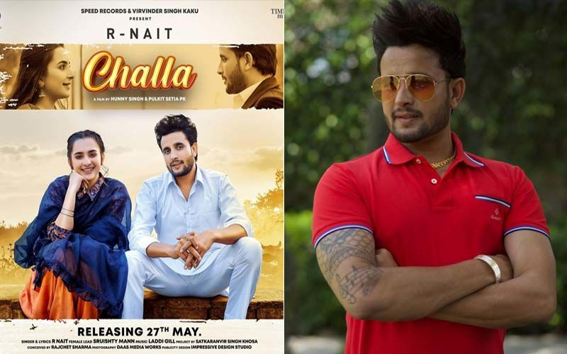 Challa: R Nait And Srushti Maan's Latest Song Is Out Now. Singer Shares A Reel Video For Fans