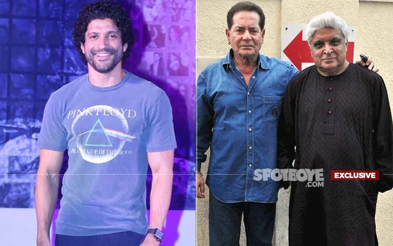 Farhan Akhtar To Produce Documentary On The Legendary Salim-Javed Duo; Not Zoya Akhtar But A New Director Will Be Onboard- EXCLUSIVE