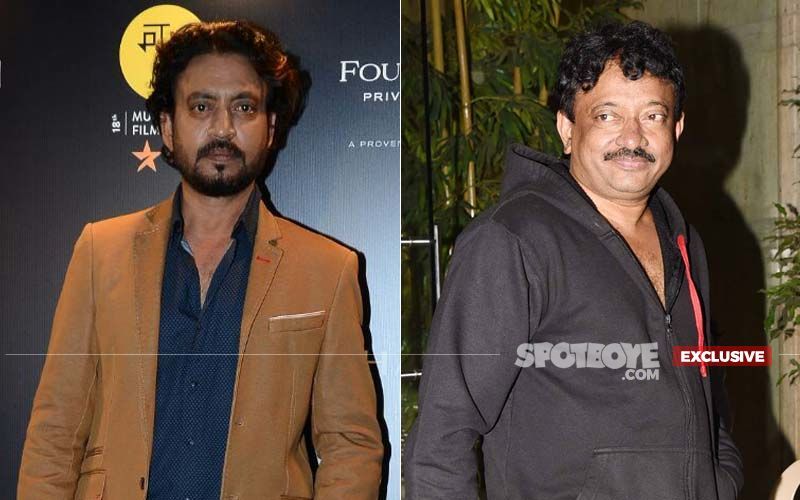"""""""Irrfan Khan Was Never Considered For Daud,"""" Ram Gopal Varma Sets The Record Straight - EXCLUSIVE"""