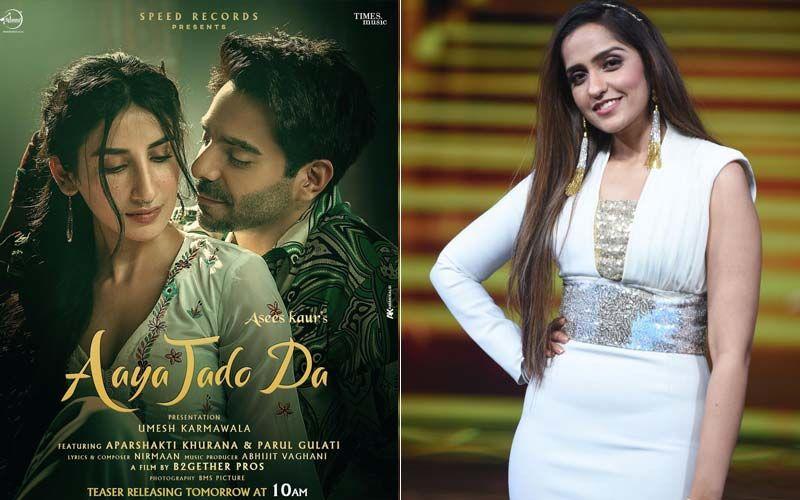 Catch - 'Aaya Jado Da' by Asees Kaur Featuring Apashakti Khurana And Parul Gulati Exclusively On 9X Tashan!