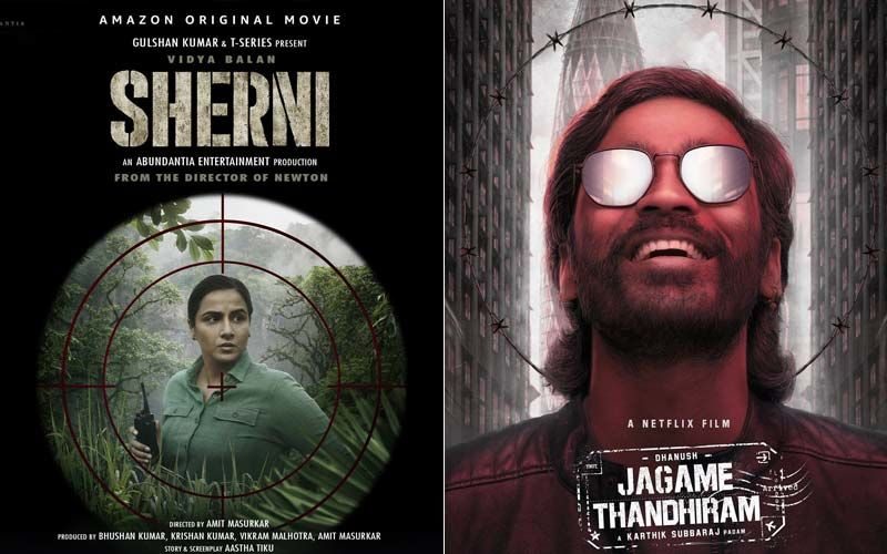 Sherni, Jagame Thandhiram, And More Interesting Content Coming Up This Week, Save These For Your Weekend Binge!