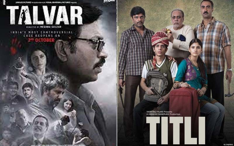 Lockdown Blues Chasers: Revising The Remarkable Crime Thrillers, Talvar And Titli - PART 45