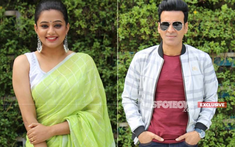 """Priyamani Who Plays  Manoj Bajpayee's Hard-to-Please Wife In The Family Man Says She Is Overwhelmed By Success, """"Thank You Raj And DK For Giving Me Suchi"""" - EXCLUSIVE"""