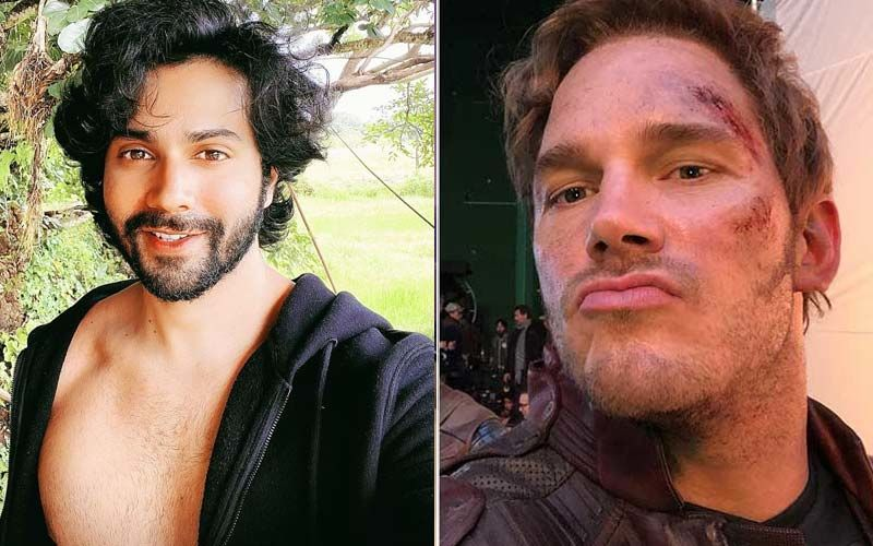 Varun Dhawan And Chris Pratt Are Now Buddies? Coolie No 1 Actor Organizes A Virtual Birthday Party For 'The Tomorrow War' Star-WATCH