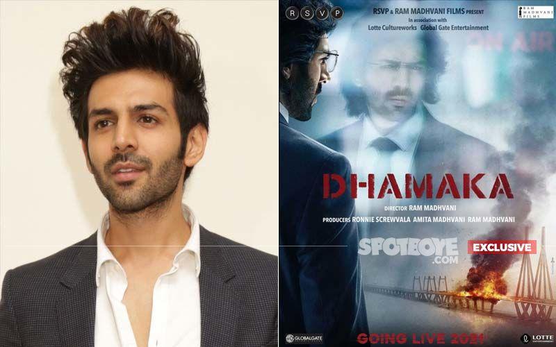 SCOOP: Kartik Aaryan Paid 18 Crores For Ram Madhvani's Dhamaka?- EXCLUSIVE