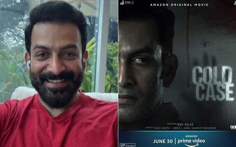 Prithviraj Sukumaran Excited For Cold Case, Calls The Hybrid Genre Film A Learning Experience
