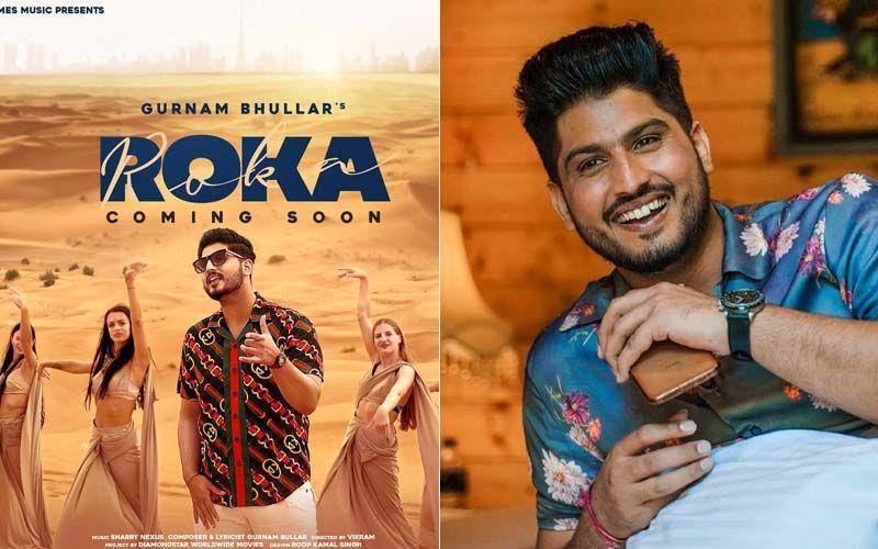 New song Alert: Gurnam Bhullar's Latest Song 'Roka' Is Playing Exclusively On 9X Tashan!