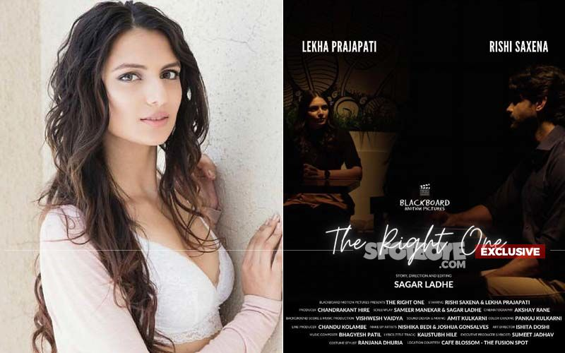 The Big Bull Actress Lekha Prajapati's Next Short Film The Right One Out On MX Player - EXCLUSIVE