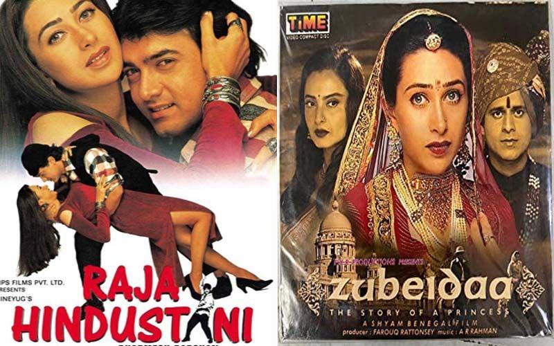 Happy Birthday Karisma Kapoor:Looking At Lolo's 5 Finest Films From Raja Hidustani To Zubeidaa