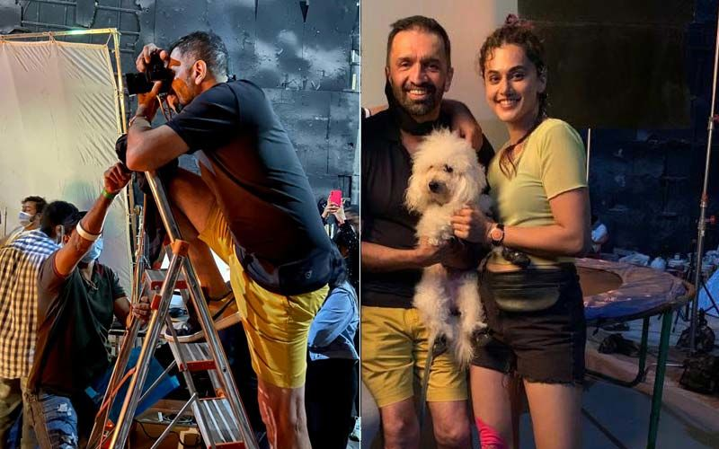 Loop Lapeta: Atul Kasbekar Shoots Taapsee Pannu And Tahir Raj Bhasin For His 200th Campaign: 'This One Is Truly Special'