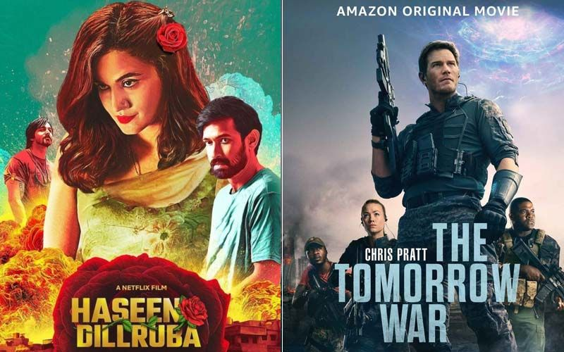 This Friday, It's Taapsee Pannu Versus Chris Pratt; Get Ready For Haseen Dillruba And The Tomorrow War